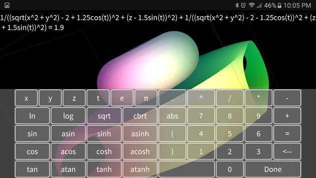 Equation Plotter Turbo screenshot 3
