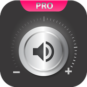 Volume Booster 2018: Bass, Equalizer Sound Booster icon