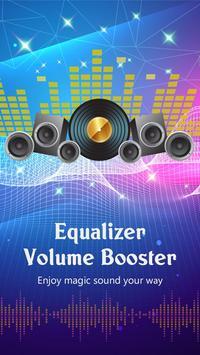 Equalizer Volume Booster poster