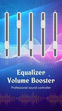 Equalizer Volume Booster screenshot 1