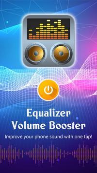 Equalizer Volume Booster screenshot 2