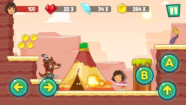 Dora And The Adventure screenshot 6