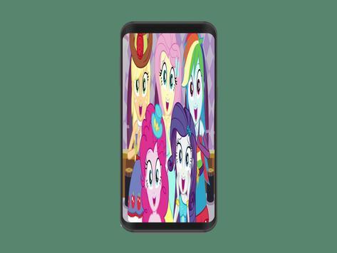 Equestria Girls Wallpapers 4K screenshot 2