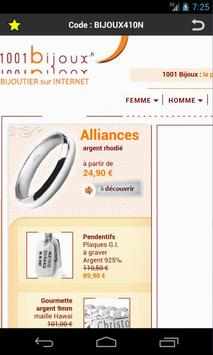 Code de Reduc - Promo apk screenshot