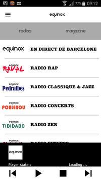 Equinox Radio screenshot 1
