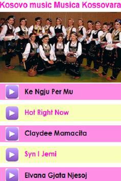 Kosovo music - Musica Kossovara poster