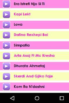 Kosovo music - Musica Kossovara apk screenshot