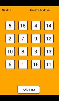 Ultimate Number Tap! screenshot 7