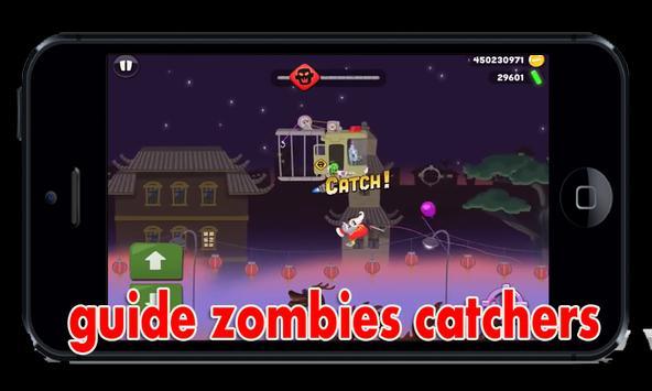 Guide-zombie catchers screenshot 4