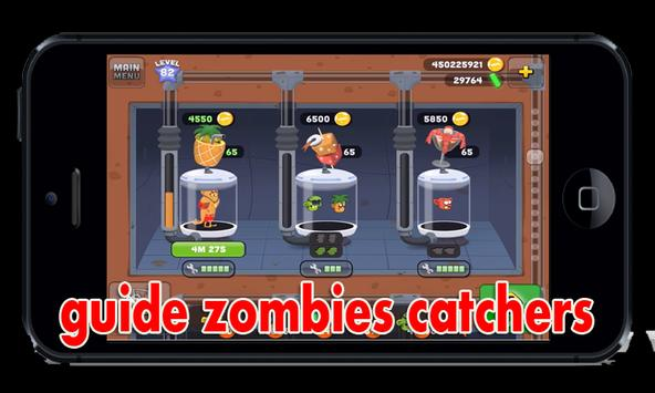 Guide-zombie catchers poster
