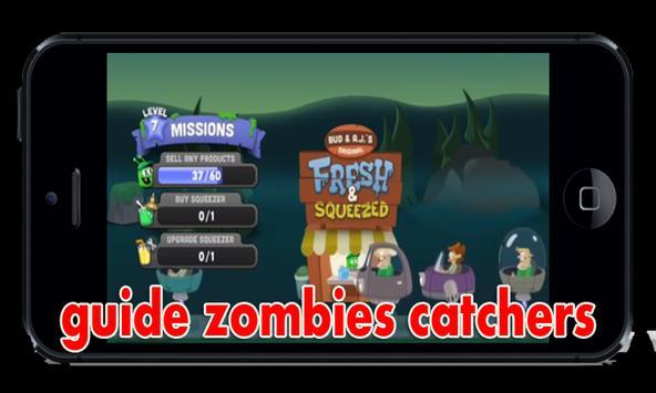 Guide-zombie catchers screenshot 1