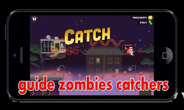 Guide-zombie catchers screenshot 2
