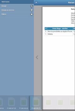 e-racuni.com eFascikel - pregled arhiva dokumentov apk screenshot