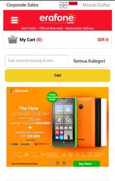 Erafone apk baixar grtis compras aplicativo para android erafone apk imagem de tela reheart Choice Image