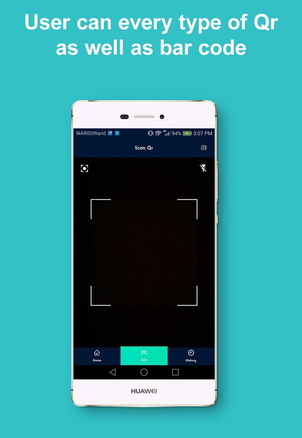 QRKU - QR Code Reader, Scanner and Generator for Android