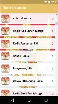Radio Indonesia screenshot 2