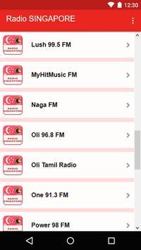 Radio SINGAPORE screenshot 3