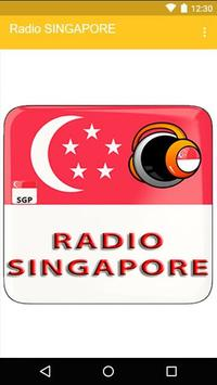 Radio SINGAPORE poster