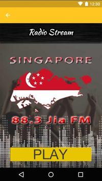 Radio SINGAPORE apk screenshot