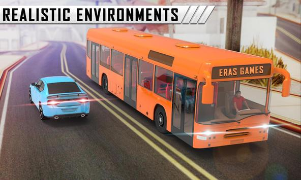 Special Coach Bus Driving : Real bus taxi share screenshot 10