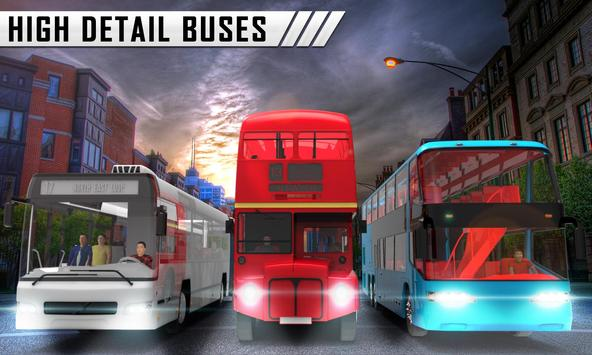 Special Coach Bus Driving : Real bus taxi share screenshot 8