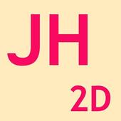 Jump Hard! 2D icon