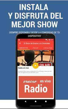 Erazno y la Chokolata Radio Show poster