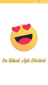 En Güzel Aşk Sözleri poster