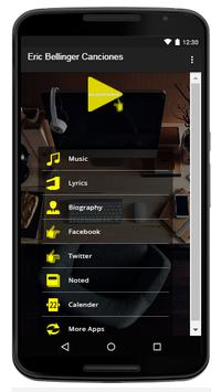 Eric Bellinger - Music And Lyrics apk screenshot