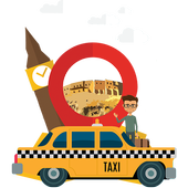 Slaw Taxi Customer icon