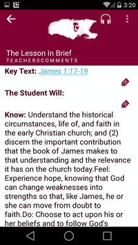 SDA Sabbath School Quarterly apk screenshot
