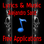 Lyrics Music Alejandro Sanz icon