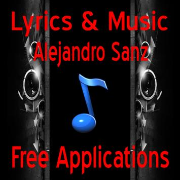 Lyrics Music Alejandro Sanz poster