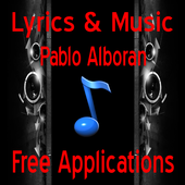 Lyrics Music Pablo Alboran icon