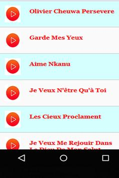 French Gospel Songs screenshot 7