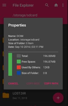 File Explorer (Unreleased) screenshot 3