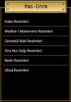 Hac Rehberi apk screenshot