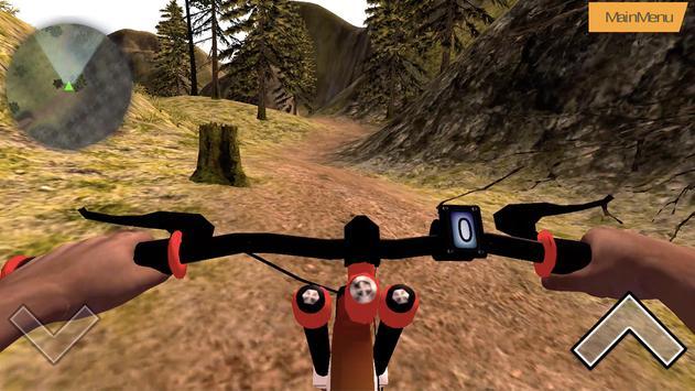 MTB Hill Bike Rider screenshot 5