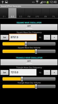 Sound Effect Generator screenshot 1