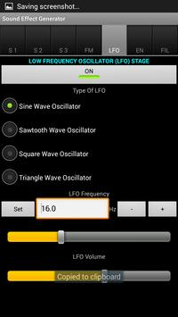 Sound Effect Generator screenshot 4