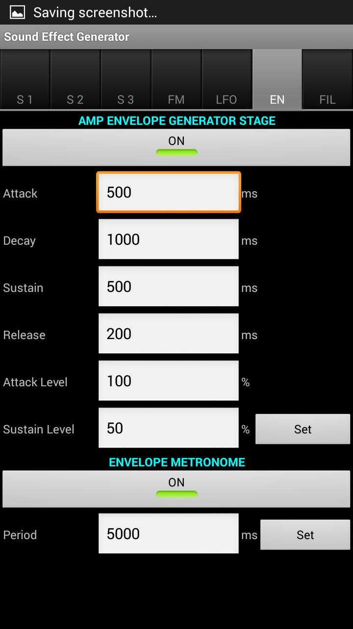 Sound Effect Generator for Android - APK Download