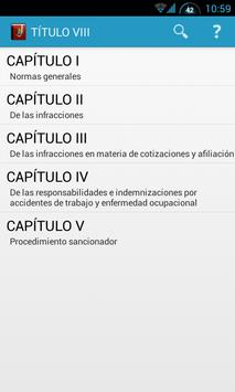 LOPCYMAT Venezuela screenshot 1