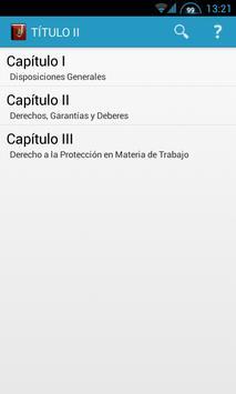 LOPNA Venezuela screenshot 1