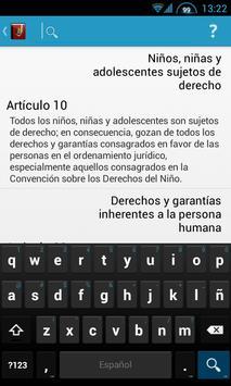 LOPNA Venezuela screenshot 3