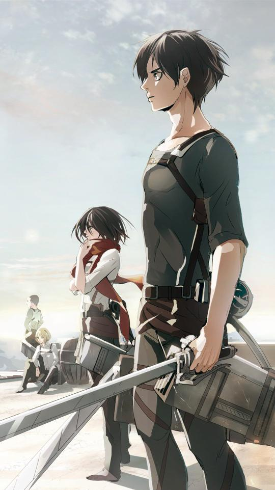 Eren X Mikasa For Android Apk Download