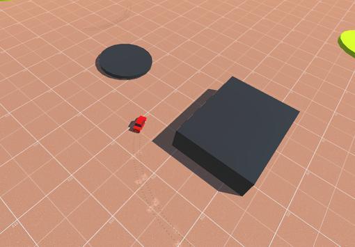Extreme CartoonCity Drift screenshot 2
