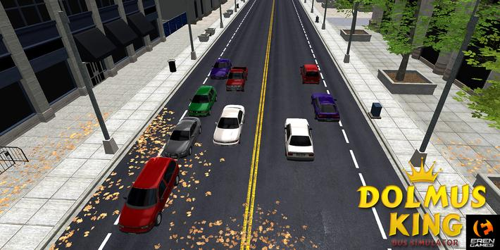 King Bus Drift Simulator 2017 apk screenshot