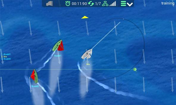 Виртуальная регата Volvo apk screenshot