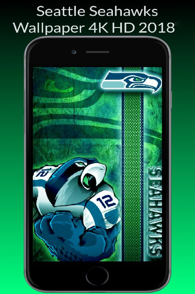 Seattle Seahawks Wallpapers 4k Hd 2018 For Android Apk Download