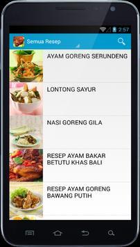 e Resep Masakan Ayam screenshot 1